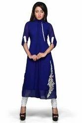 Designer Ladies Kurti Party Wear Long Kurti