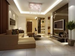 Living Room Designing Service