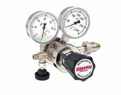 Double Stage Pressure Regulator for Air Compressor