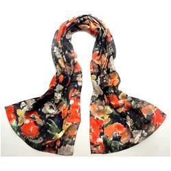 Colour Print Scarves