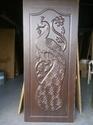 3D Carving Membrane Doors