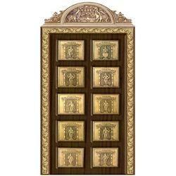 Brass Pooja Doors