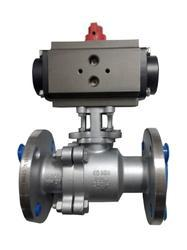 2 Way Fire Safe Ball Valve