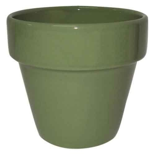 225 & Ceramic Flower Pot in Khurja चीनी मिट्टी का ...