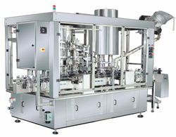 Automatic Monoblock Filling And Sealing Machine