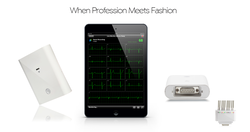 ECG for Ipad and Iphone
