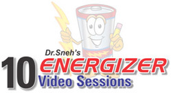 10 Energizer Video Sessions