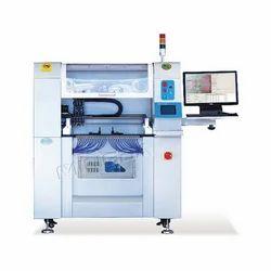4 Head Vertical SMT Pick & Place Machine