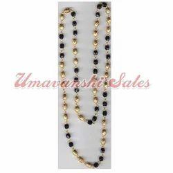 Golden Chain Beads Mala