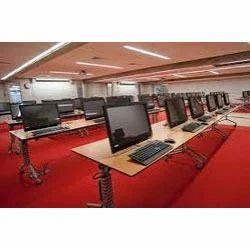 Computer Lab Interior Design Institutional Interior Designing In