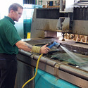 Waterjet Glass Cutting Service