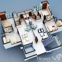 2D & 3D Floor Plan Service