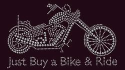 Stylish Rhinestone Design Sticker