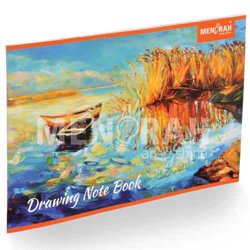 Soft Cover Drawing  Books