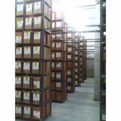 Record Storage Racks