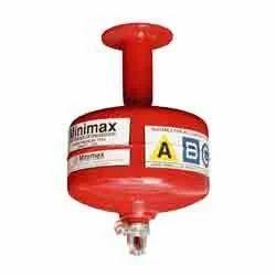 New Fire Extinguishers