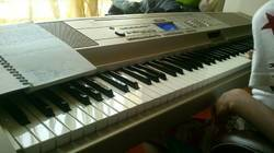 keyboards in the music classroom
