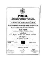 NABL for Bio Testing