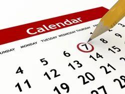 Designer Calendar