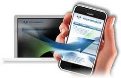 Mobile Website Development Service