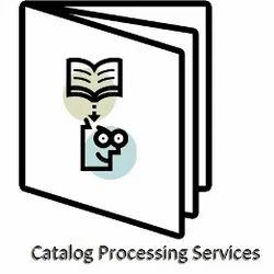 E-Catalog Processing Services