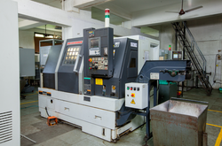 Mori Seiki CNC Turning Machine