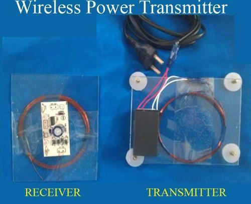 Wireless Power Transmission - View Specifications & Details