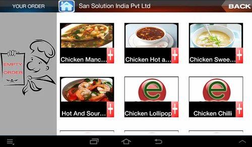 Menu management system e menu san solution india private limited menu management system e menu forumfinder Gallery