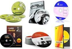 CD, DVD Cover Printing