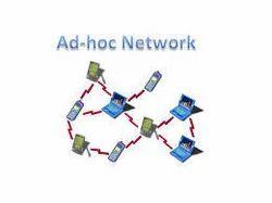 Ad-hoc Network Setup