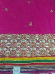 Designer Chanderi Fabric
