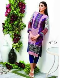 Embroidered Pakistani Long Kurta