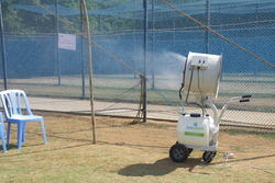 Cooling System for Open Grounds