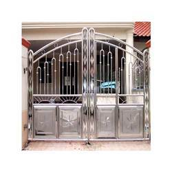 Stainless Steel Gates Stainless Steel Grills Manufacturer From Mumbai