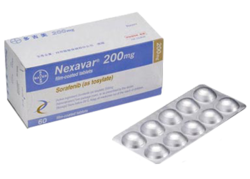 Buy Sorafenib 200mg Tablets