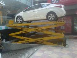 Car Scissor Stationary Lift