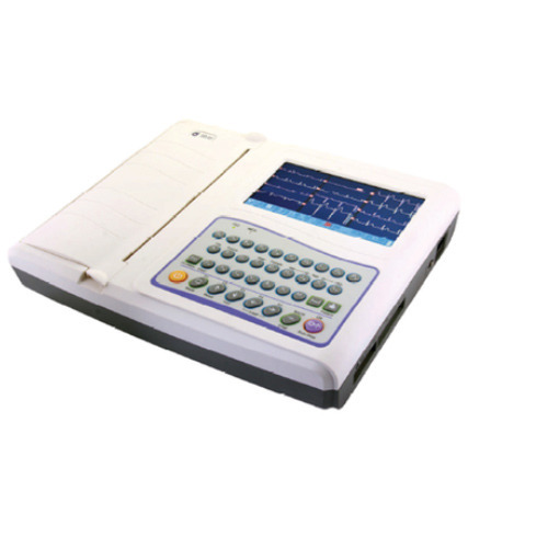 12 Channel ECG Machine for Hospital