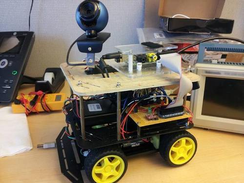 Elliot the Line Follower Robot - Hacksterio