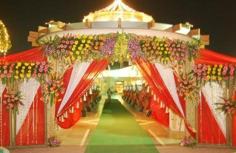 Kns Wedding Designers And Decorators Agra Service Provider Of