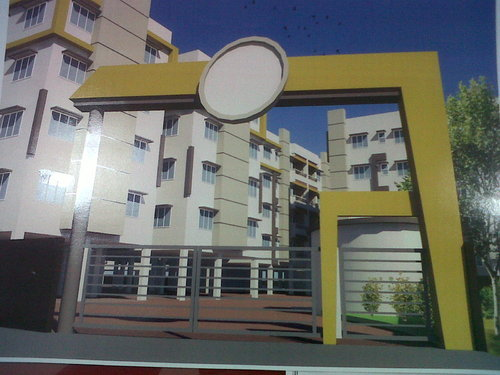 2 3 Bhk Flat For In Complex Near Airport