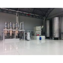 Food Industry Caustic Recovery Plant