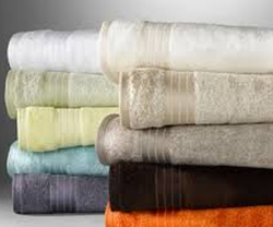 Piece Dyed Combed Towels
