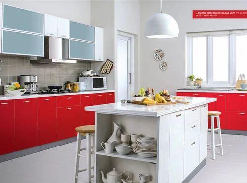 Retailer of Godrej Interio Kitchen and Home Furniture & Glen Home ...