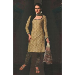 Embroidered Roundneck Suit