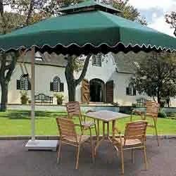 Resort Garden Umbrellas