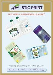 Agro Chemical Labels
