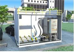 MBR technology for Waste Water Treatment Plant