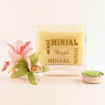 personalized candles name collage gift design company delhi