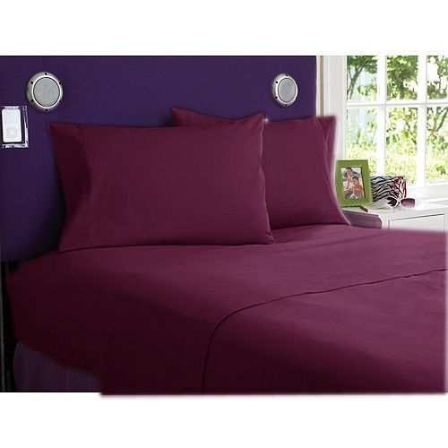 Egyptian Cotton Bed Sheets   Reversible Duvet Set Egyptian Cotton Stripe  Exporter From Indore