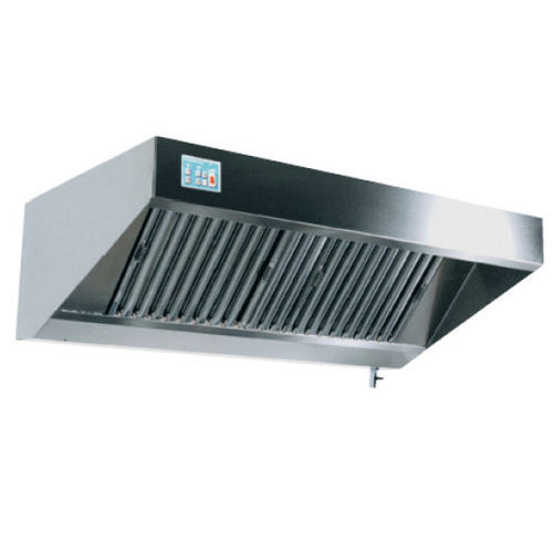 Stainless Steel Exhaust Hood Commercial